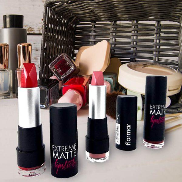 extreme matte lipstick