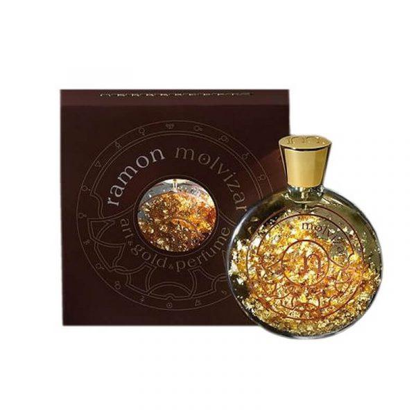 ادکلن Ramon molvizar Art gold perfume