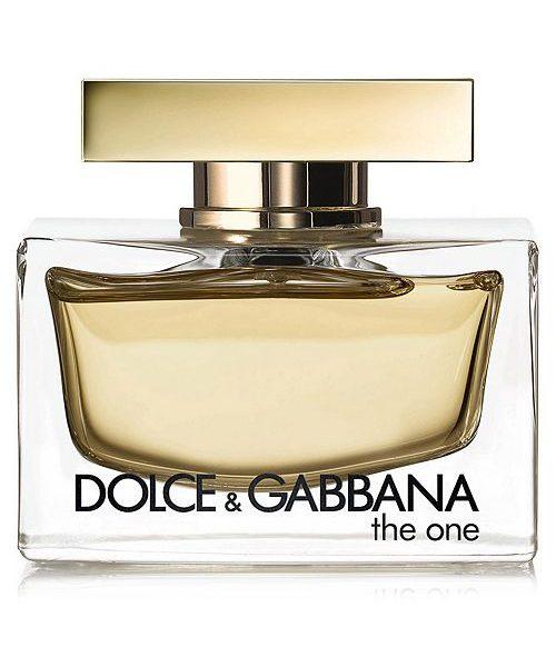 ادکلن زنانه DOLCE & GABBANA the one