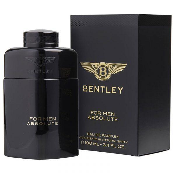 ادکلن مردانه Bentley For Men Absolute