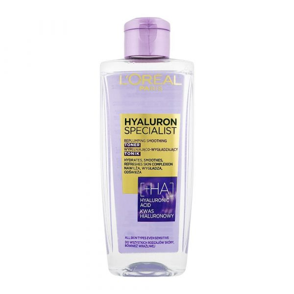 L'Oreal Paris Hyaluron Specialist Replumping Smoothing Toner